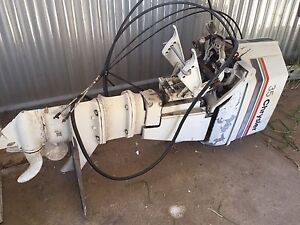 Chrysler outboard marine motor 35hp for parts Torrensville West Torrens Area Preview