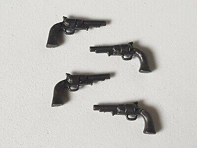 Cazador Rifle Soldados Escopetas Playmobil Western Oeste Escopeta Marron