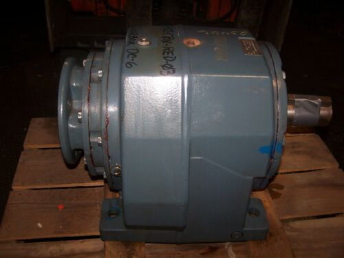 FALK 220.5:1 RATIO MOTOR SPEED GEAR REDUCER ULTRAMITE 2.90 HP 09UCBN3A225AIB