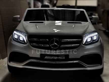2 Seaters 24V License Mercedes AMG GLS63 4WD Remote Kids Ride On Cars Chester Hill Bankstown Area Preview