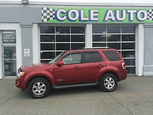 Nice!  2008 Limited Escape AWD
