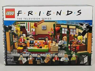 Lego Ideas #21319 TV Series Friends Central Perk - Brand New (Free Shipping)