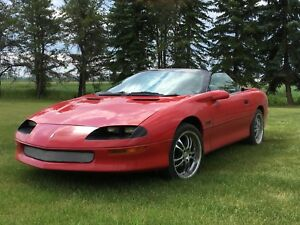 1997 Z28 Camaro trade for RV or Boat