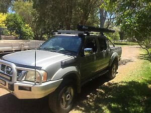 Nissan navara d22 turbo diesel Tacoma Wyong Area Preview