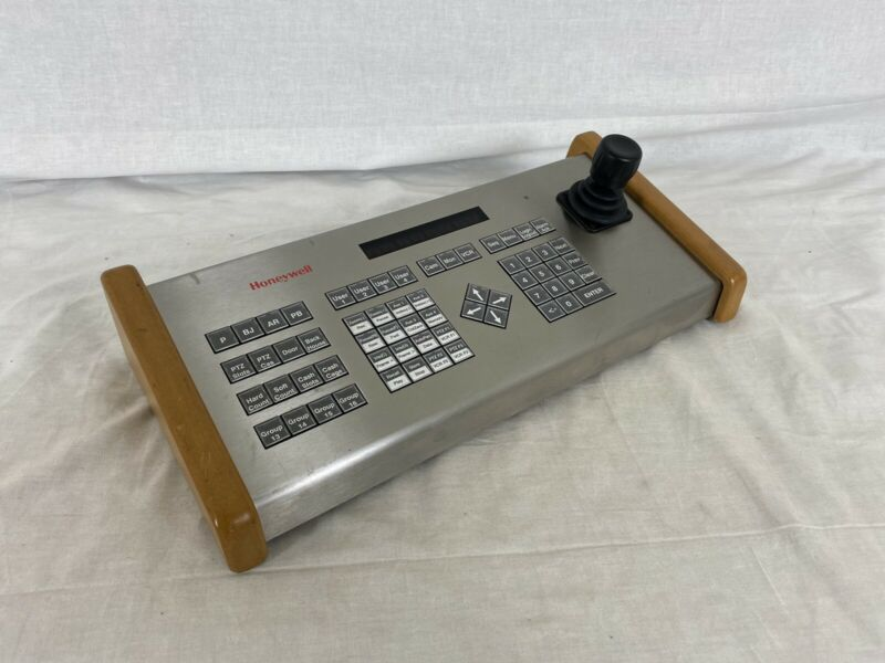 Honeywell RS422 Security Camera Joystick Keyboard Controller HVBPCKC VideoBlox