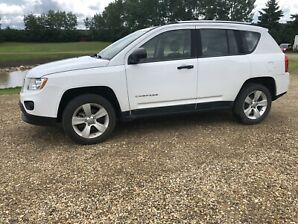 Mint condition Jeep compass