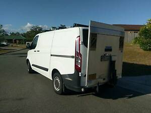 2014 Ford Transit Custom Van with Tieman Tail Lifter! Morayfield Caboolture Area Preview