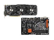 ZOTAC GeForce GTX1070 ZT-P10700I-10P 8GB GDDR5+ASRock H170A-X1 Intel Motherboard