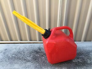 Jerry can (plastic) Langford Gosnells Area Preview