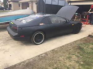 PRICE REDUCED!! Nissan 300zx t+t