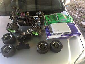 Hobao hyper nitro rc buggy 4x4 Birdwood Adelaide Hills Preview