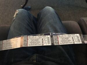 2 Ozzy Osborne and Megadeth concert tickets for June 20 2019!
