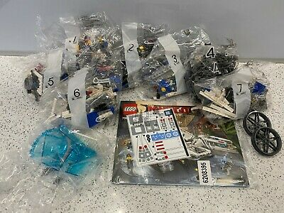 LEGO The LEGO Ninjago Movie Ice Tank 2017 (70616) New, Sealed WITHOUT BOX