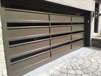 Porte de garage,porte et fenêtres