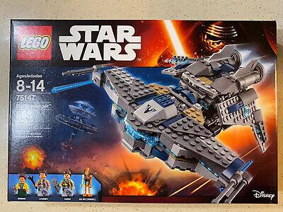 LEGO Star Wars 75147 StarScavenger NEW Retired!