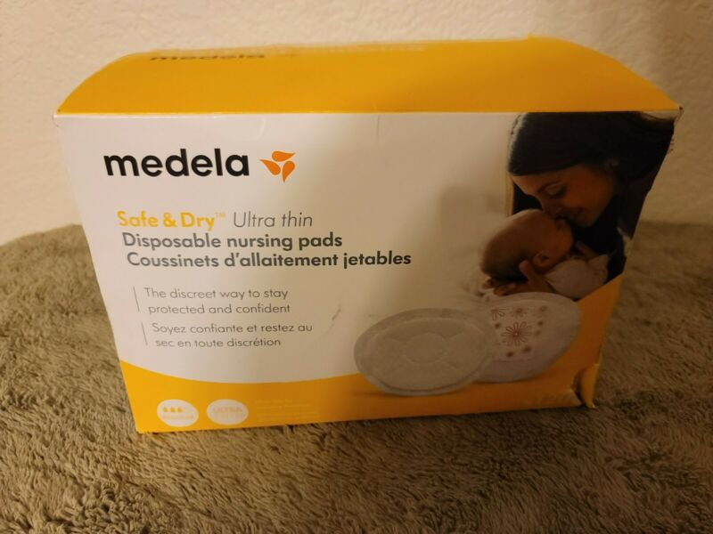 Medela Ultra Thin Regular Disposable Nursing Pads 120ct.