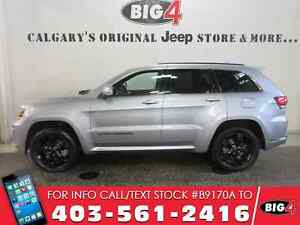 2015 Jeep Grand Cherokee Overland High Altitude, LOADED