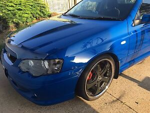 BA MKII XR8 Boss 260 ute 6speed manual Aitkenvale Townsville City Preview