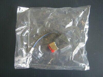 New Burkert 00167229 Solenoid Valve Mini 24vdc 4w 6021-a-1.6