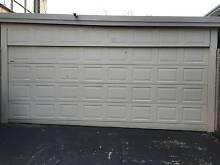 Garage Door + Rails + Merlin Motor + 3 Remotes FOR SALE!! Wheelers Hill Monash Area Preview