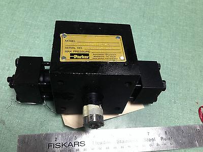 New Parker Htr 9-0903c-ch62v-a Actuator Motor Bg