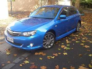 SUBARU IMPREZA RS LIMITED EDITION LEATHER 2010 College Park Norwood Area Preview