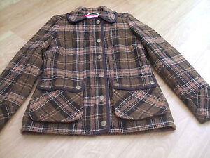Boden british tweed by moon jacket size 6 bnwot ebay for Boden new british