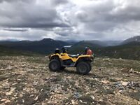 2005 Can Am outlander 400