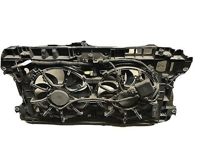 07-09 Nissan Altima Hybrid OEM Front Radiator Core Support W/ Dual Fan USED