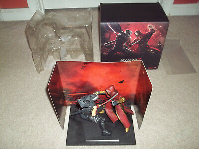 Ninja Gaiden 3 III Duel Of The Masked Action Figure Ryu vs Regent Tecmo w/ Box for sale  Shipping to India