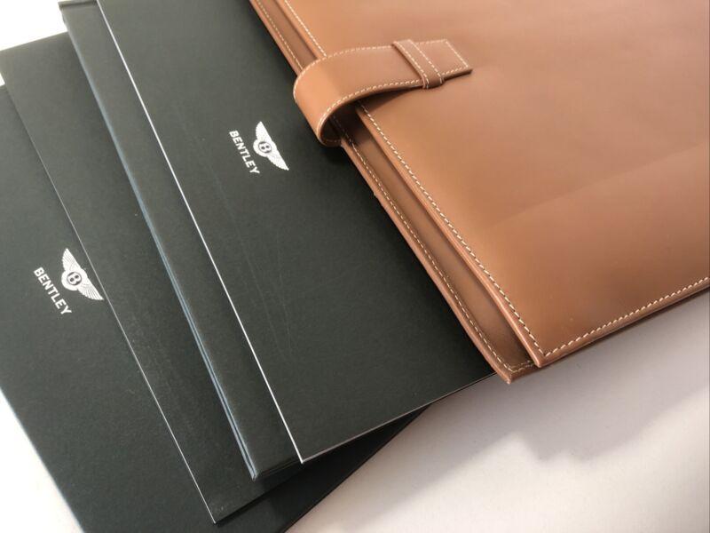 2007 Bentley Arnage Azure Leather Dealership Portfolio W Mulliner Options Rare!
