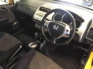 2007 Honda Jazz VTi s AUTOMATIC 124,950Klms