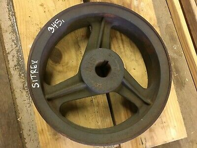New Larger Pulley For Sitrex Disc Mower 100.180
