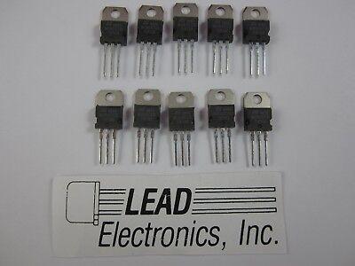 Qty10 Stm Part Tip102 Darlington Transistor Npn 100v 8a To-220 Package