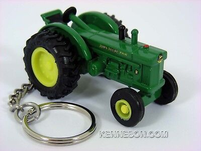 Used, John Deere Model R Tractor Keychain for sale  Shipping to India