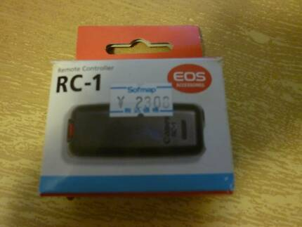 BRAND NEW! RC-1 Wireless Remore Controller for EOS SLR Strathfield Strathfield Area Preview