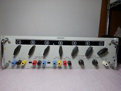 Ailtech Decade Synchroresolver Standard Dsrs-5dr