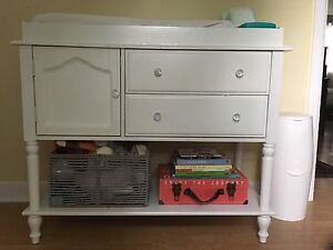 Change table - dresser for baby