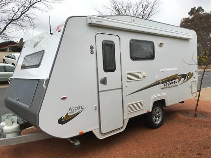 Avan Aspire 499 HT Ensuite Caravan Dunlop Belconnen Area Preview