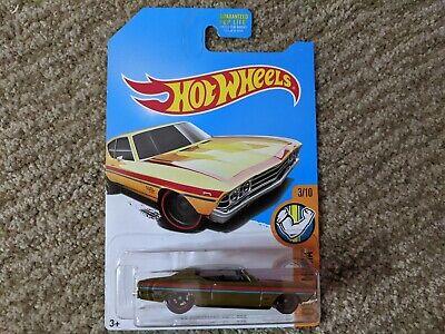 Hot Wheels 2017 Super Treasure Hunt '69 Chevelle SS 396