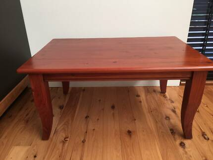 great timber coffee table Northbridge Willoughby Area Preview