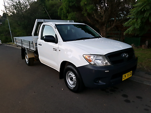 Toyota Hilux 07 Wollongong Wollongong Area Preview