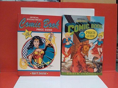 Overstreet Comic Book Price Guide tpb Lot 3 (NM)