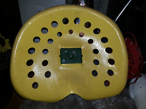 Vintage Tractor Seat Ebay