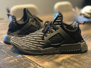 Triple Black NMD Size 11 (STEAL)