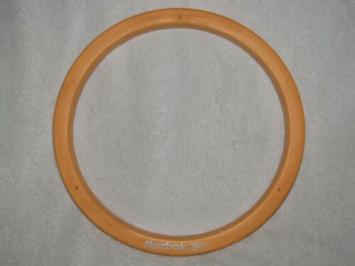 Reebok Orange Exercise Ring Circle Foam Resistance Pilates Yoga Toning