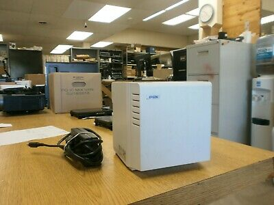 Epson Tm-c600 M228a Receipt Printer Color And Power Supply