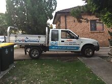 HOLDEN RODEO 01  SPACE CAB V6 5 SPEED CAB CHASSIS $1000 firm Belmore Canterbury Area Preview