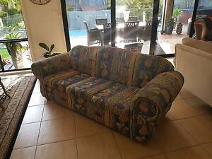 3 seater Sofa Bed (commercial grade bed, very solid piece!!) North Lakes Pine Rivers Area Preview