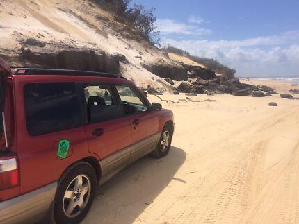 Subaru Forester Currumbin Gold Coast South Preview